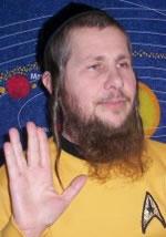 Vulcan salute jewish