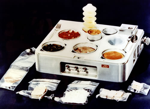 apollo space program food - photo #17