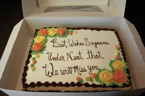 20 Hilarious Literal Cake Decorations With An I Guff