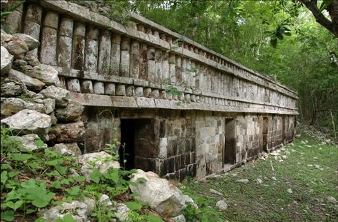 Archaeologists Found Maya Ruins Frozen In Time Neatorama