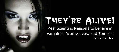 They're Alive: Real Scientific Reasons to Believe in ...
