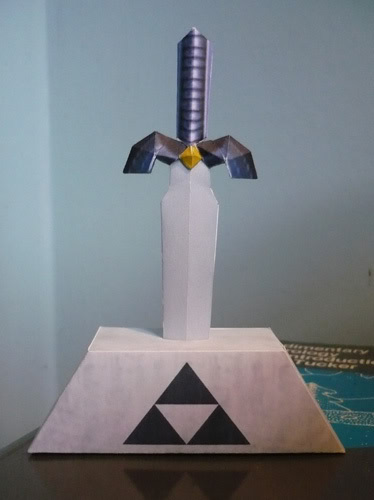 Zelda Papercraft Neatorama