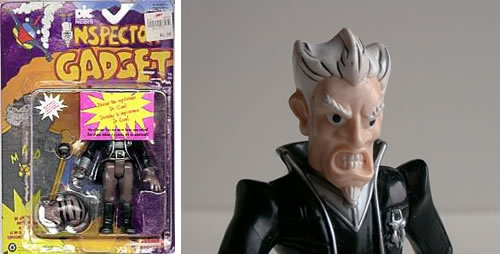 dr claw action figure