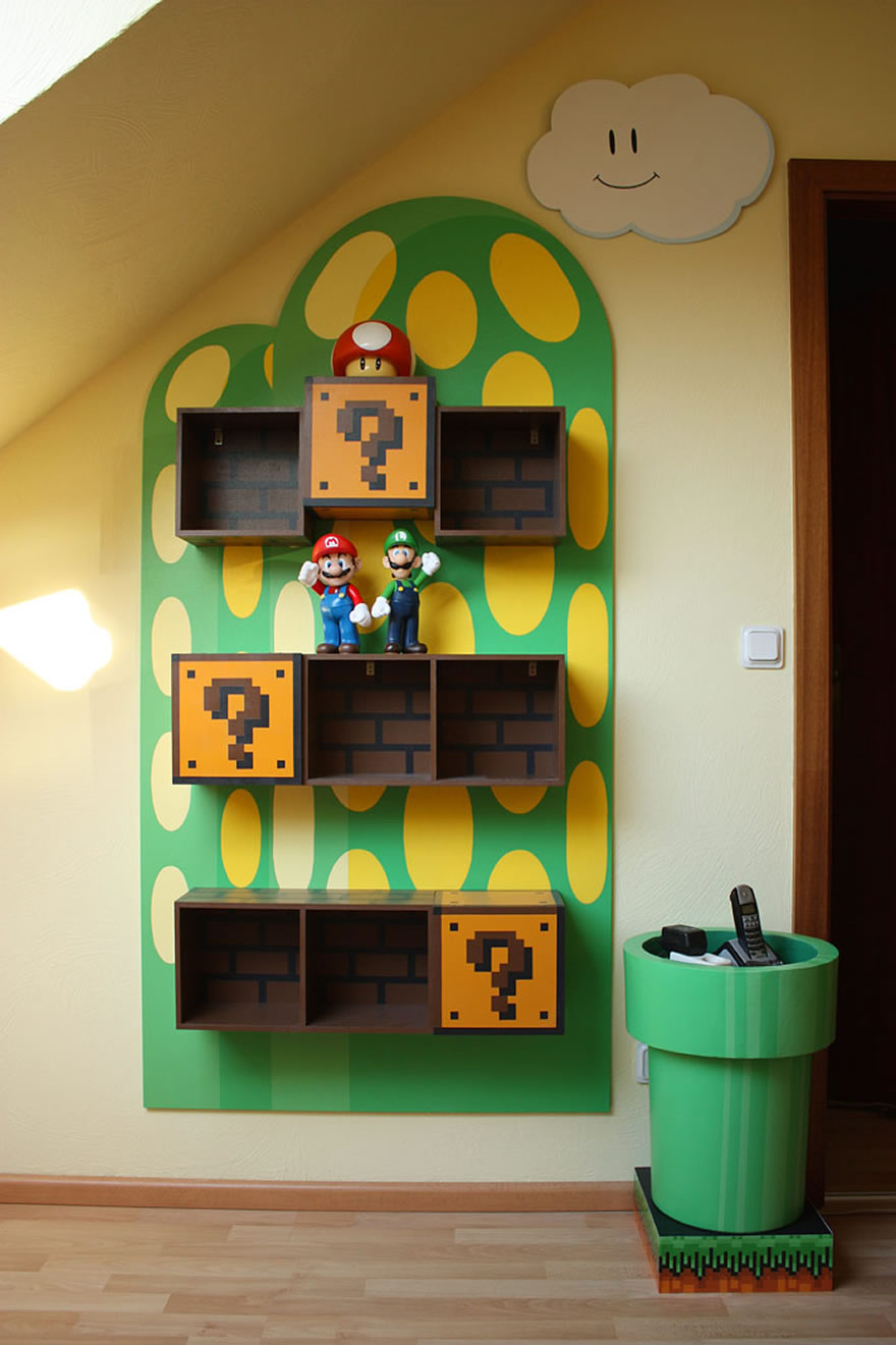 """Mario Furniture"""