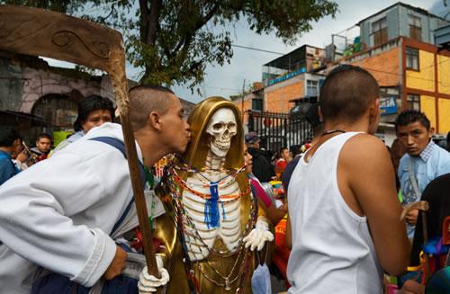 Mexican Narco Mexican Narco-saints