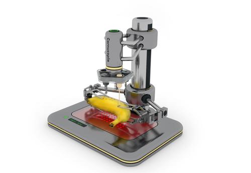 Cornucopia: Print Your Food with MIT's Food Printer ...