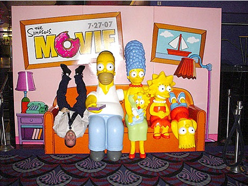 Movie Furniture Props For Sale Topics The Simpsons Furniture Mass Media American Narnia