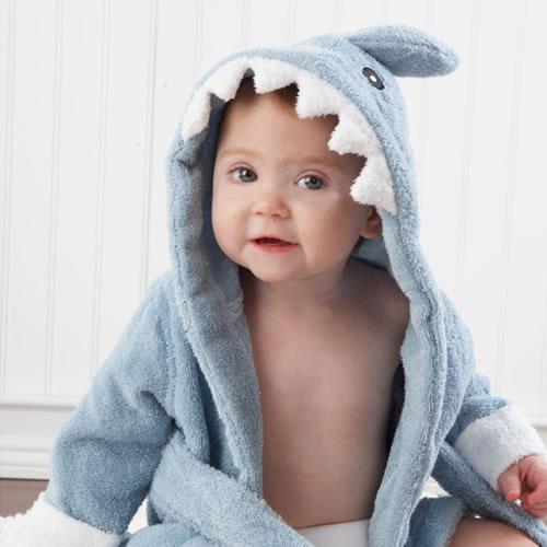 Hooded Baby Towels & Bath Towel Wraps.