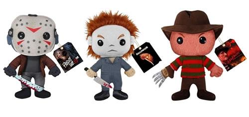 Horror Film Plush Toys Neatorama