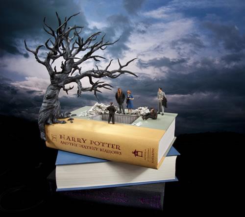 Harry Potter Diorama By Lori Nix