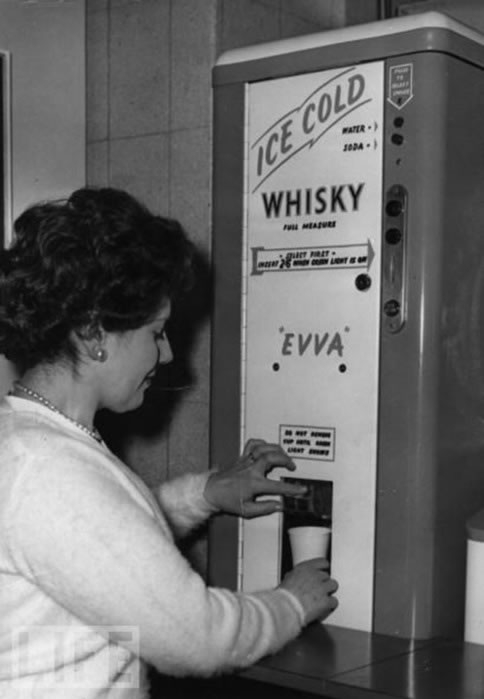 whiskey vending machine for sale