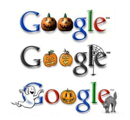 Halloween Google Doodles - Neatorama