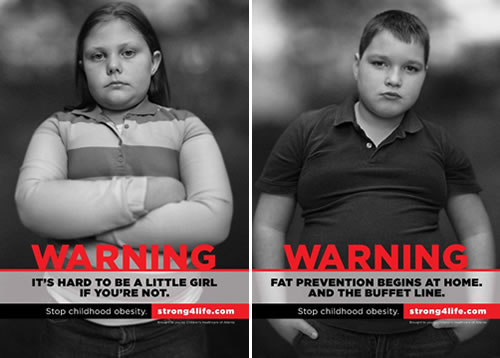 Can You Scare Kids Into Losing Weight Neatorama