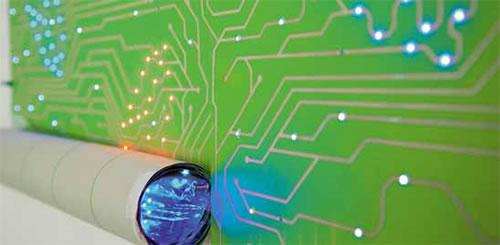 led circuit board wallpaper neatorama rh neatorama com