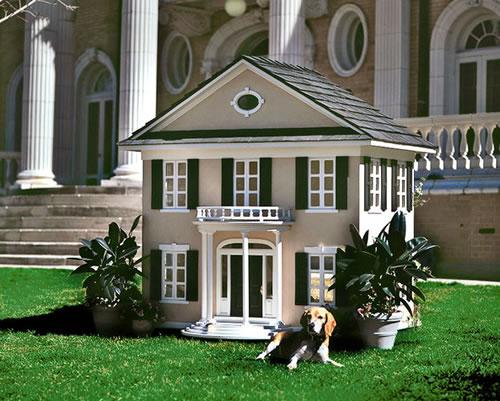 Dog Mansions Neatorama