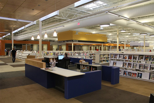 The Walmart Library Neatorama