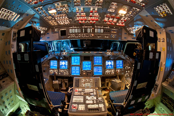 space shuttle cockpit displays - photo #12