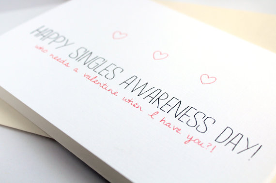 AntiValentines Day Cards Neatorama – Valentines Cards for Singles