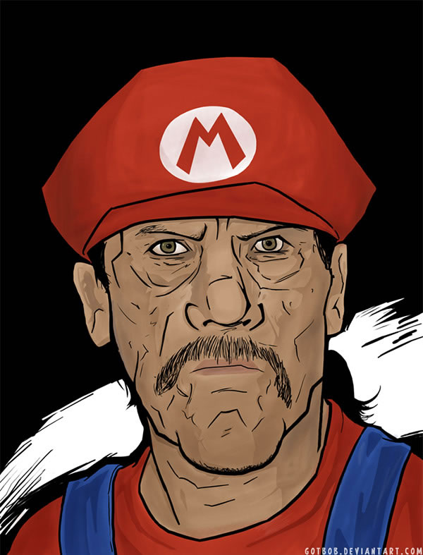 Danny Trejo Desperado Meet Danny Trejo as Mario