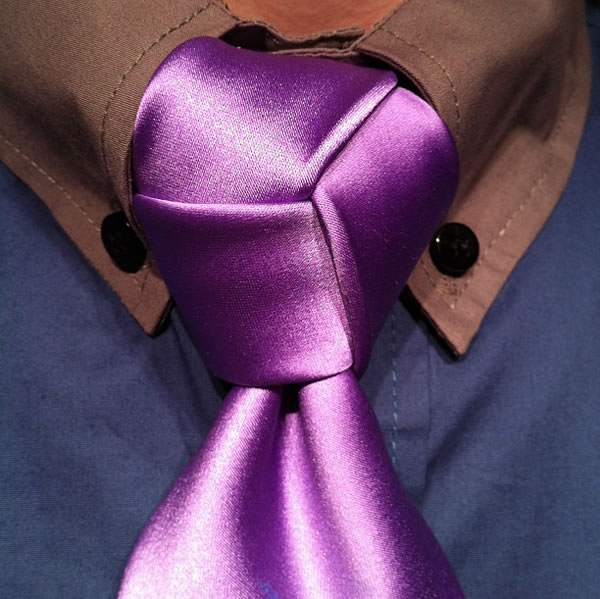 Necktie Knots Three Exotic Necktie K...