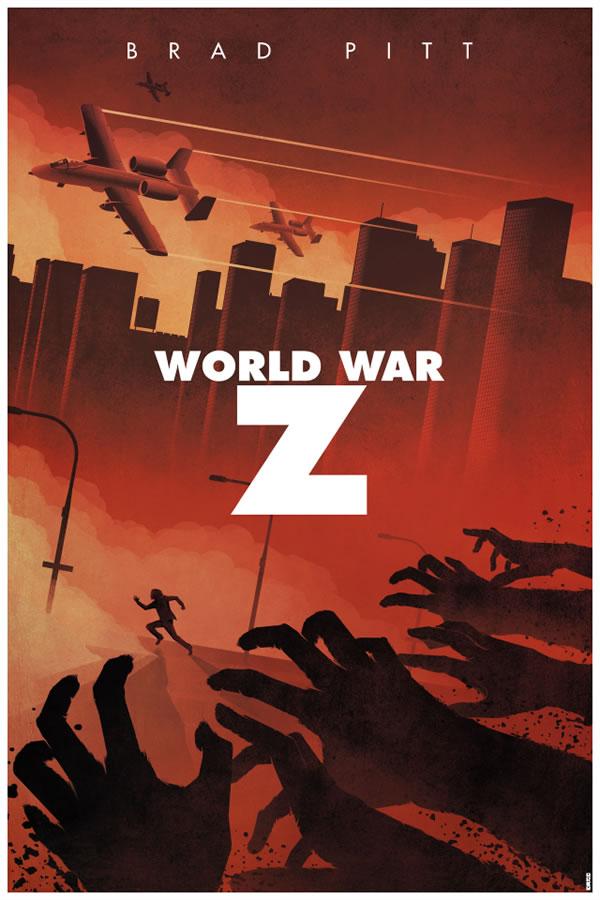 World War Z Fan Art Neatorama