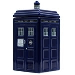 Choose your own doctor who giveaway winners neatorama - Tardis ceramic cookie jar ...