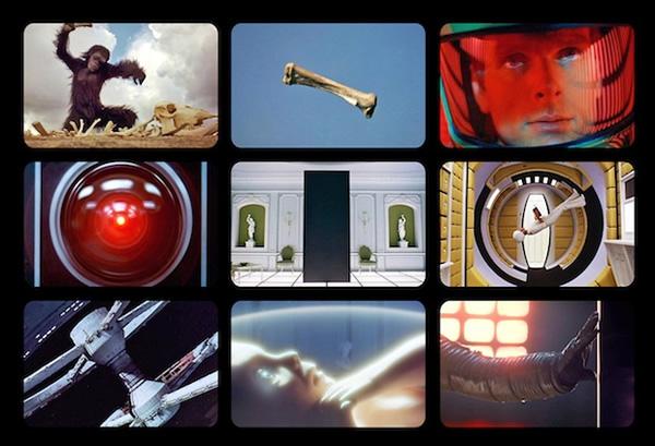 2001 A ASpace Odyssey film frames