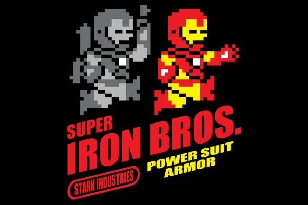Super Iron Bros