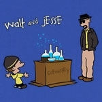 Walt and Jessie
