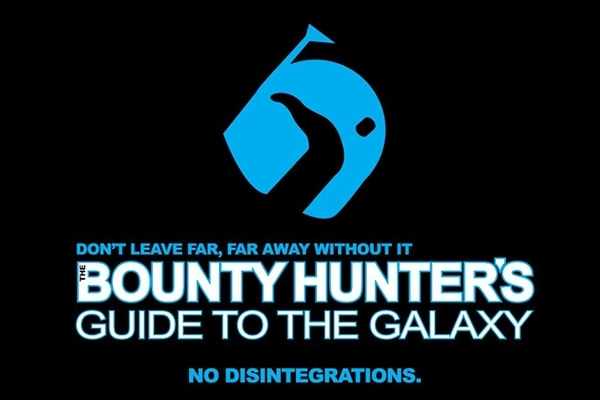 Bounty Hunter's Guide to the Galaxy
