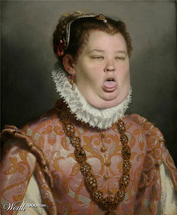 Celebrities Photoshopped into Renaissance Paintings ...