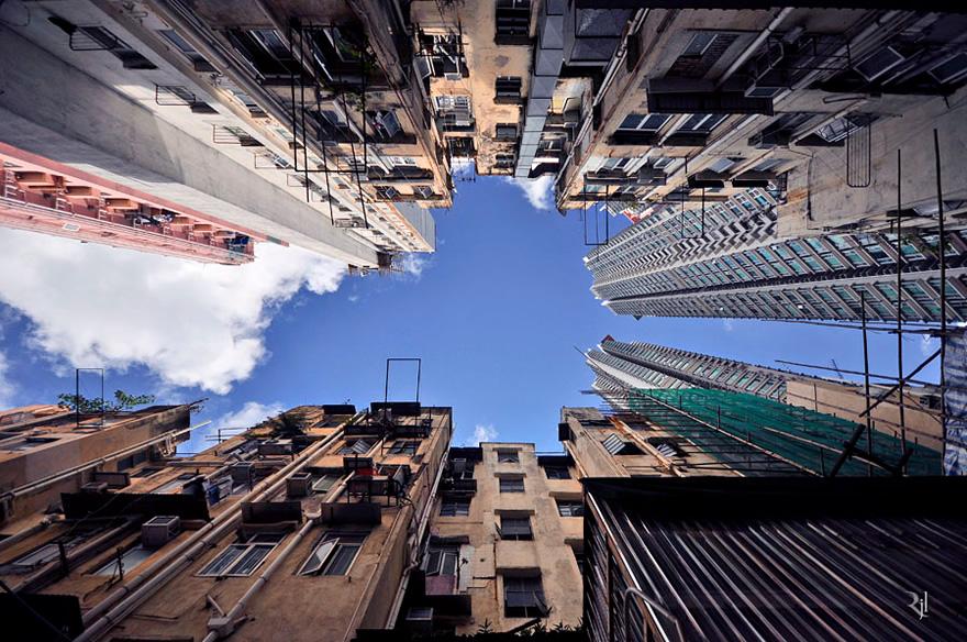 Vertical horizon neatorama for Horizon 7 architecture