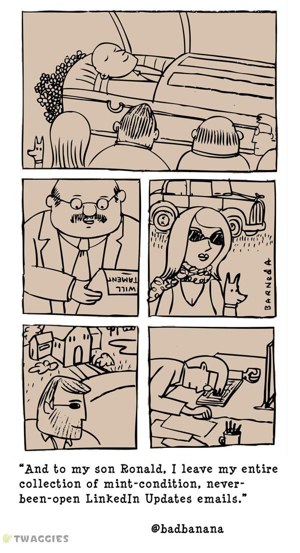 will and testament cartoon
