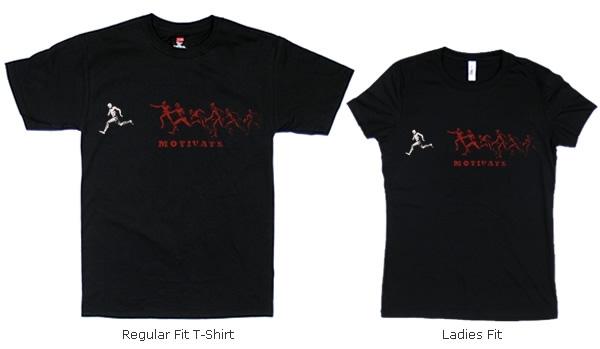 Zombie motivation T-Shirt
