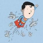 Superman Boom!
