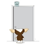 Bad Joke on Gizmo
