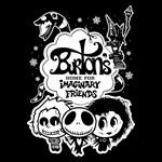 Burton's Imaginary Friends