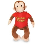 Curious George Zoobies Storytime Pal