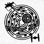 Death Star Maze