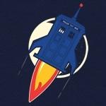TARDIS rocket