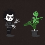 Edward Scissorhands Art