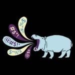 Hippo Potty Mouth