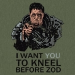 I Want You to Kneel Before Zod