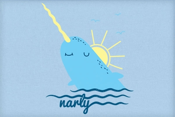 Narly the Narwhal