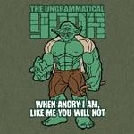 The Ungrammatical Yoda