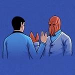 Vulcan Salute