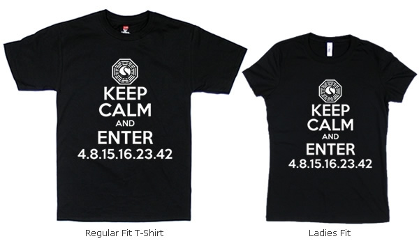 Keep Calm Dharma T-Shirts