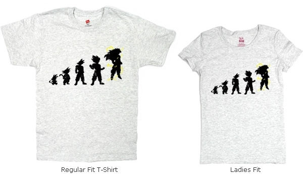 Monkey Evolution T-shirts