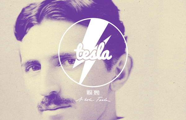 Science Branding - Tesla