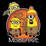 Minions Aim to Misbehave